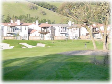 Homes along Eagle Ridge Golf Club's fairways